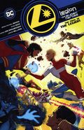 Legion of Super-Heroes TPB (2020- DC) By Brian Michael Bendis 2-1ST