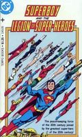Superboy and the Legion of Super-Heroes PB (1977 Tempo Books) 1-1ST