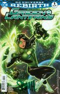 Green Lanterns (2016) 1B.DF.SIGNED