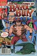 Adventures of Bayou Billy (1989 Archie) Canadian Price Variant 1