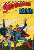 Superman et Batman (French/Belgian 1967-1972 Sagedition/Interpresse) 18