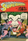 Superman et Batman (French/Belgian 1967-1972 Sagedition/Interpresse) 34