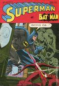 Superman et Batman (French/Belgian 1967-1972 Sagedition/Interpresse) 39