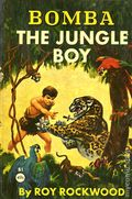 Bomba The Jungle Boy HC Series (c.1960 Clover Books) 3rd Edition 1