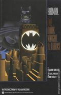 Batman The Dark Knight Returns TPB (1986 Warner Edition) 1-1ST