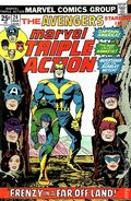 Marvel Triple Action (1972) Mark Jewelers 24MJ