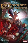 Disney Kingdoms Big Thunder Mountain Railroad TPB (2021 Marvel) 1-1ST