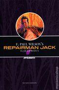 F. Paul Wilson's Repairman Jack Scar-Lip Redu HC (2020 Dynamite) 1S-1ST