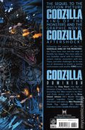 Godzilla Dominion GN (2021 Legendary Comics) MonsterVerse 1-1ST