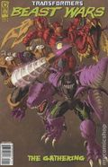 Transformers Beast Wars The Gathering (2006 IDW) 1B