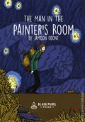Man in the Painter's Room GN (2021 Black Panel Press) 1-1ST