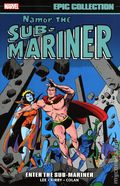 Namor the Sub-Mariner Enter the Sub-Mariner TPB (2021 Marvel) Epic Collection 1-1ST