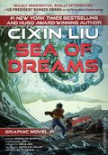 Cixin Liu Sea of Dreams GN (2021 Talos Press) 1-1ST