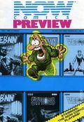 Now Comics Preview (1986) 1