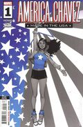 America Chavez Made in USA (2020 Marvel) 1E
