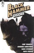 Black Hammer Visions (2021 Dark Horse) 3C