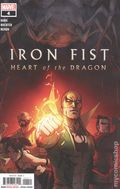 Iron Fist Heart of the Dragon (2021 Marvel) 4A