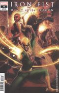 Iron Fist Heart of the Dragon (2021 Marvel) 4B