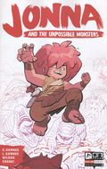 Jonna and the Unpossible Monsters (2021 Oni Press) 1G