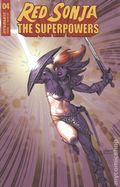 Red Sonja The Superpowers (2021 Dynamite) 4C