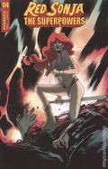 Red Sonja The Superpowers (2021 Dynamite) 4F