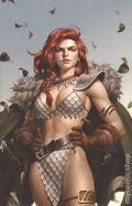 Red Sonja The Superpowers (2021 Dynamite) 4S