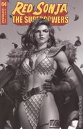 Red Sonja The Superpowers (2021 Dynamite) 4T