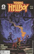 Young Hellboy the Hidden Land (2021 Dark Horse) 3A