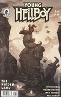 Young Hellboy the Hidden Land (2021 Dark Horse) 3B