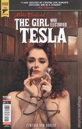 Minky Woodcock the Girl Who Electrified Tesla (2021 Titan) 1C