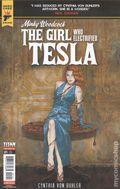 Minky Woodcock the Girl Who Electrified Tesla (2021 Titan) 1D