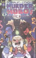 Murder Hobo Chaotic Neutral (2021 Scout Comics) 1