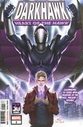 Darkhawk Heart of the Hawk (2021 Marvel) 1A