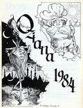 Oziana (1971) Fanzine 14