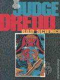 Judge Dredd Bad Science GN (1990 Fleetway) 1-1ST