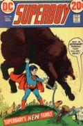 Superboy (1949-1979 1st Series DC) Mark Jewelers 192MJ