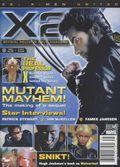X2 Official Souvenir Movie Magazine (2003) 1A