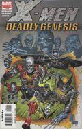 X-Men Deadly Genesis (2006) 1A.DF.SIGNED