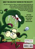 Astro Mouse and Light Bulb GN (2021 Papercutz) 1-1ST