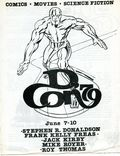 D-Con Dallas Convention (1979) Convention Flyer 1979