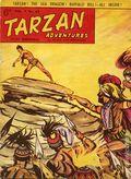 Tarzan Adventures (UK 1953-1959 Westworld Publications) Vol. 7 #43