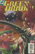 Green Arrow (2001 2nd Series) 12DF.SIGNED
