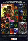 Immortal Hulk By Alex Ross SC (2021 Marvel) A Poster Book 1-1ST