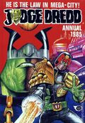 Judge Dredd Annual HC (1981-1990 UK) 1985-1ST