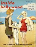 Inside Hollywood (1960 Monogram Publications) The Adult Fan Magazine Vol. 1 #1