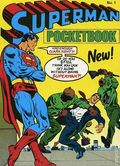 Superman Pocketbook TPB (1978-1979 UK Digest) 1-1ST