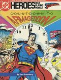 DC Heroes Role-Playing Module Superman Countdown to Armageddon SC (1986 Mayfair) 209