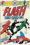 Flash (1959 1st Series DC) Mark Jewelers 235MJ