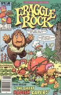 Fraggle Rock (1985 Marvel/Star Comics) Canadian Price Variant 7