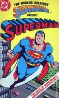 World's Greatest Superheroes Presents Superman PB (1982 Tor) 1-1ST
